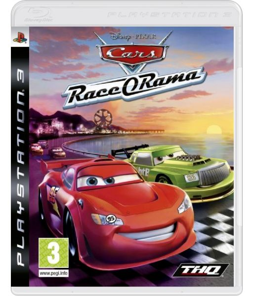 Cars: Race-O-Rama [русская документация] (PS3)
